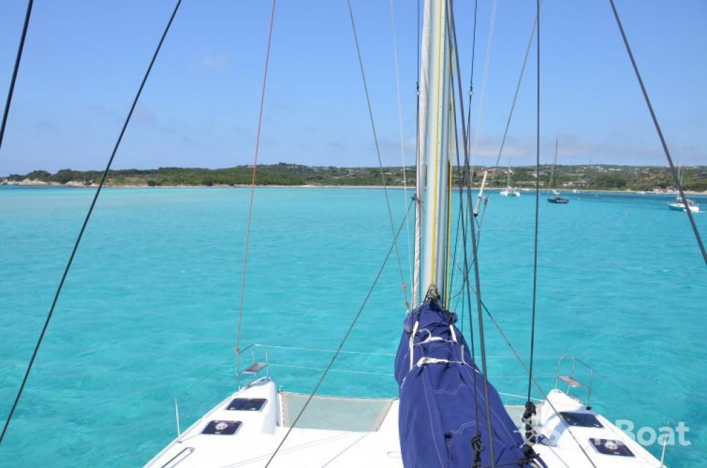 Jachthuur in Port Grimaud - Lagoon Lagoon 420 via SamBoat