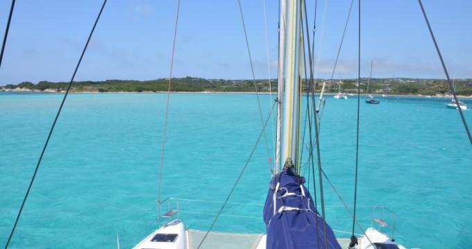 Lagoon Lagoon 420 entre particuliers et professionnel à Port Grimaud