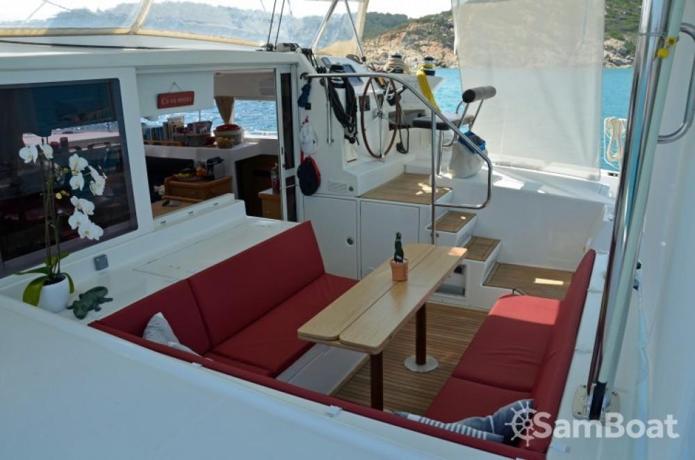 Huur Catamaran met of zonder schipper Lagoon in Port Grimaud