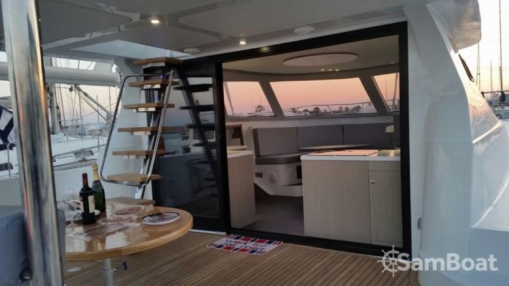 Flash Catamarans Flash Cat 43 Special Edition zwischen Privatpersonen und professionellem Anbieter Cogolin
