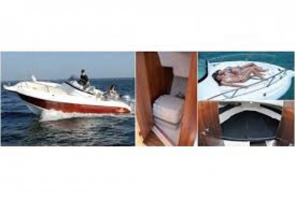 Noleggio barche Pacific Craft Pacific Craft 650 WA Antibes su Samboat