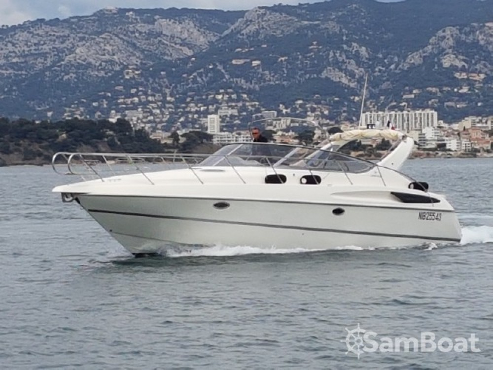 Rental yacht Toulon - Cranchi Endurance 39 on SamBoat