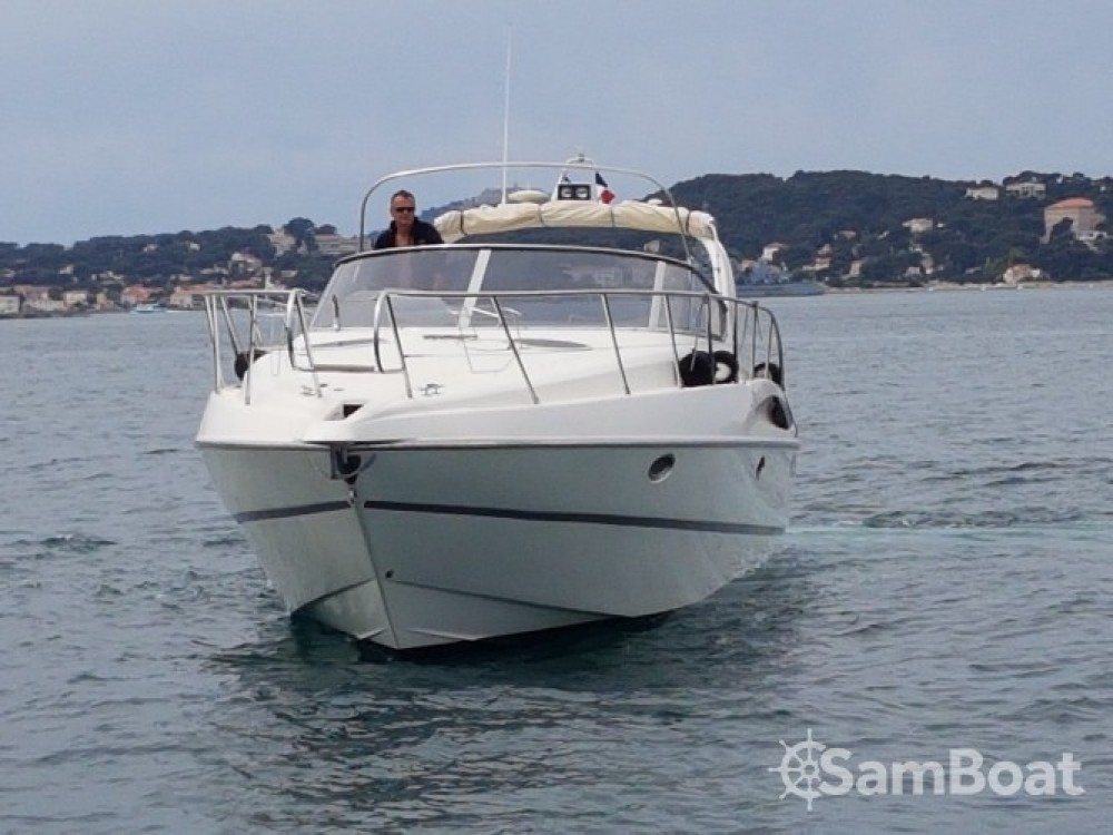 Boat rental Toulon cheap Endurance 39