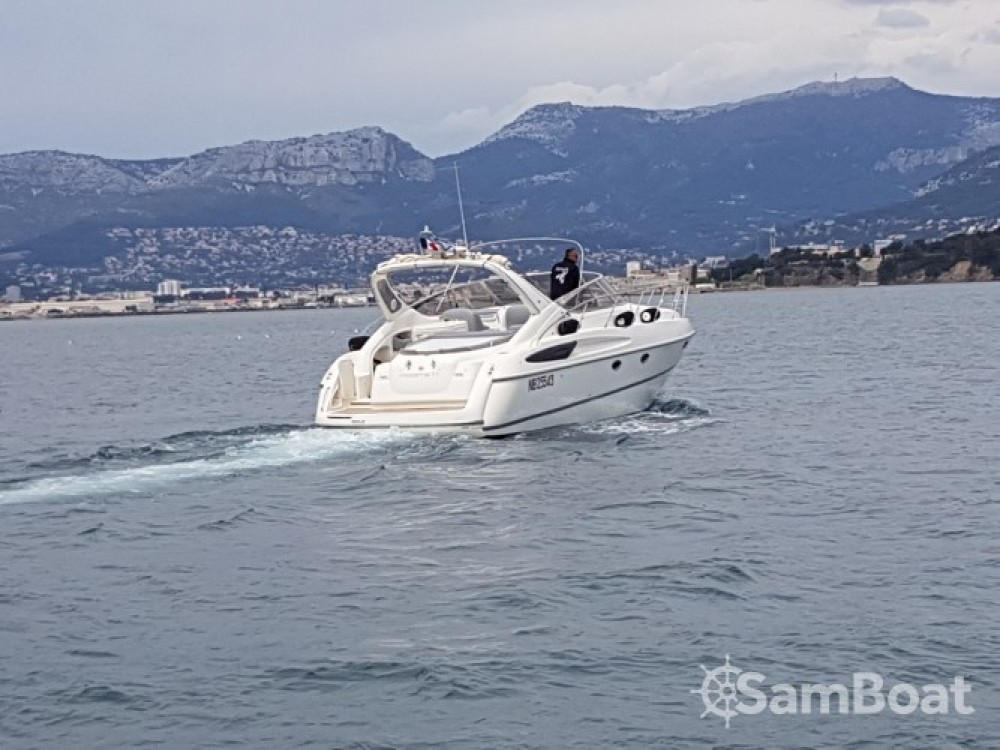 Cranchi Endurance 39 between personal and professional Toulon