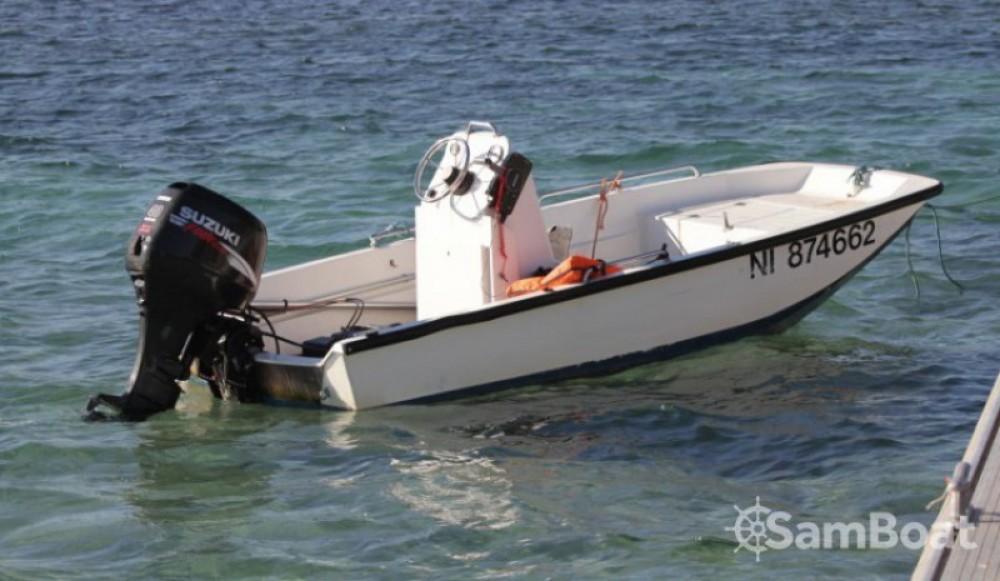 Vermietung Motorboot Jullien mit Führerschein