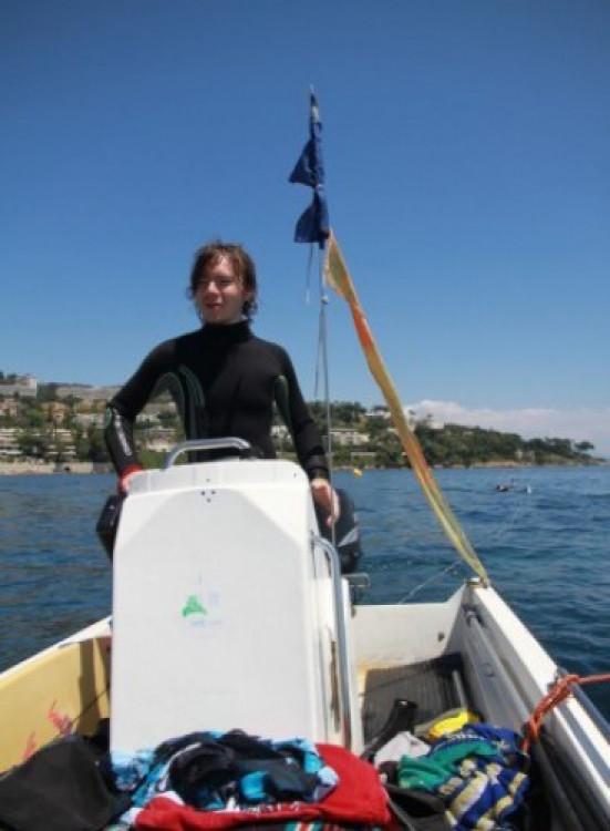 Location bateau Golfe-Juan pas cher Challenger 13