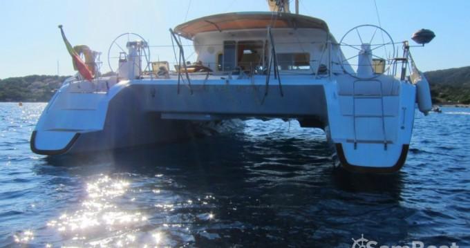 noleggio Catamararno Porto-Vecchio - Nautitech Nautitech 435