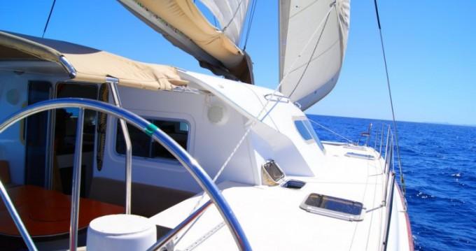 Noleggio barche Nautitech Nautitech 435 Porto-Vecchio su Samboat