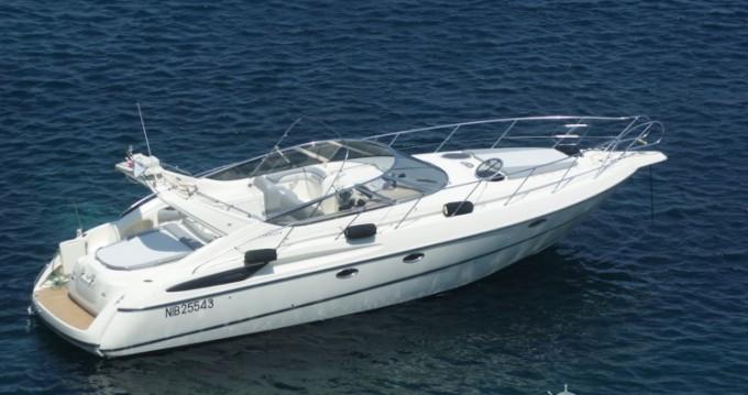 Location bateau Cranchi Endurance 39 à Toulon sur Samboat
