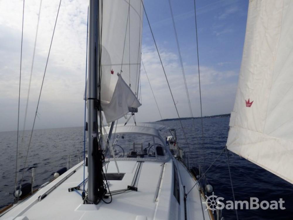 Location Voilier à Golfe-Juan - Bénéteau Oceanis 45
