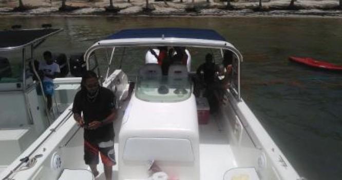 Louer Bateau à moteur avec ou sans skipper Forboat à Pointe-à-Pitre
