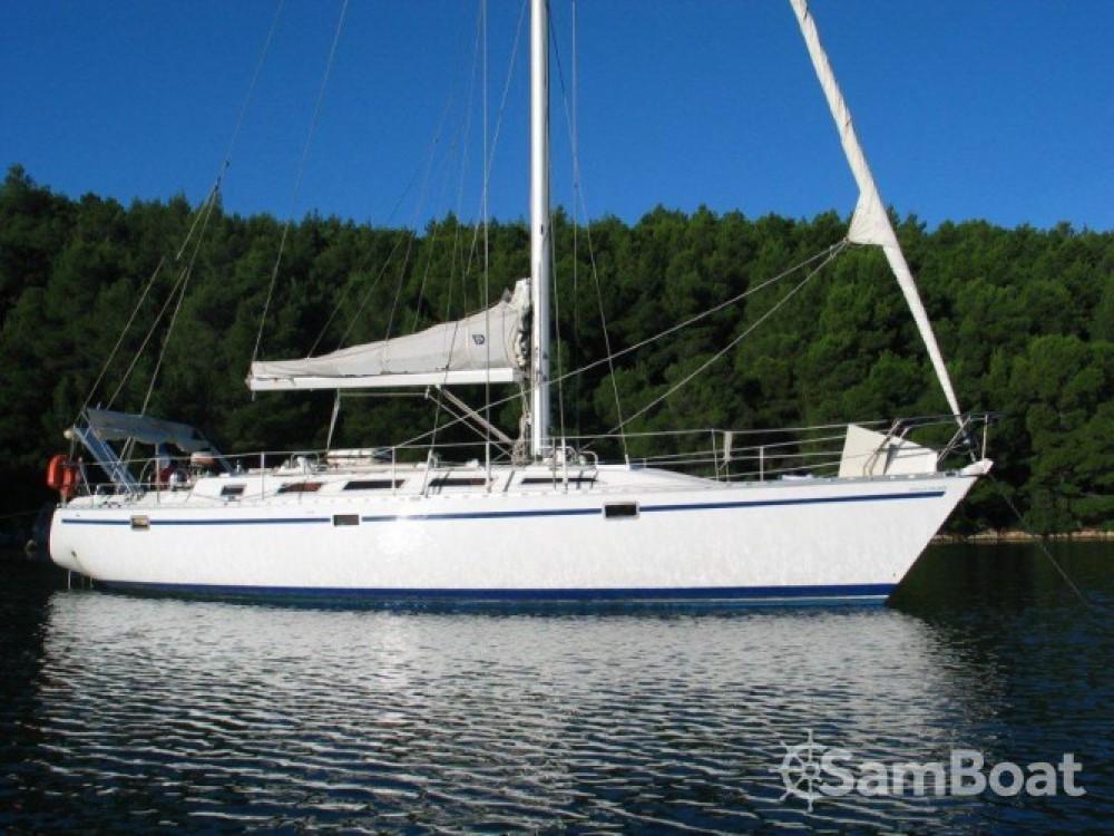Noleggio Barca a vela Gibert Marine con un permesso di