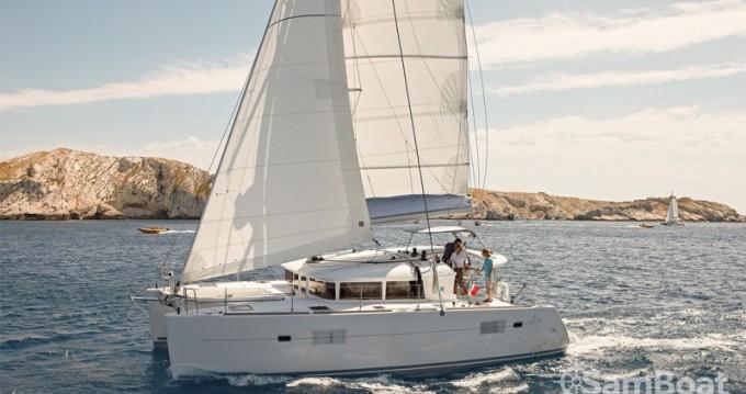 Noleggio Catamararno con o senza skipper Lagoon Saint-François