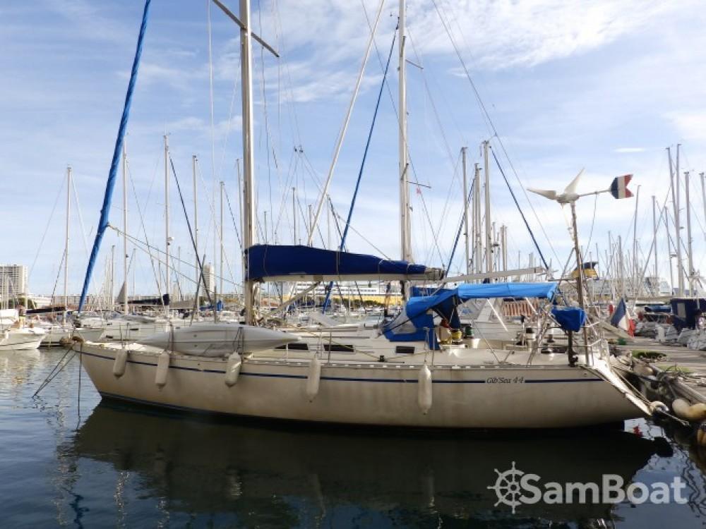 Noleggiare un'Gibert Marine Gib Sea 442 Tolone