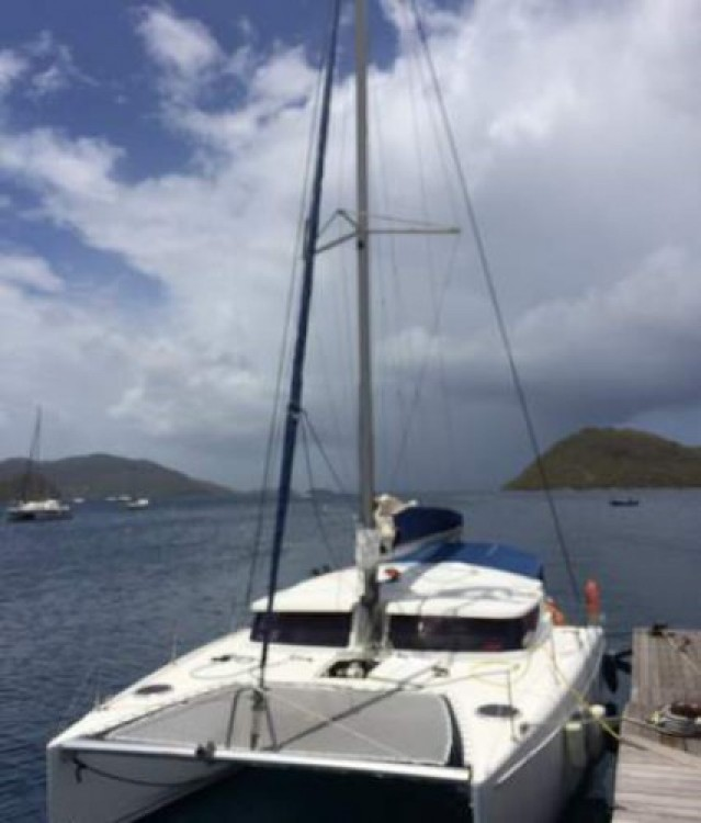 Yacht-Charter in Baie-Mahault - Fountaine Pajot Mahe 36 auf SamBoat