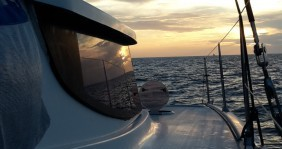 Fountaine Pajot Mahe 36 entre particulares y profesional Baie-Mahault
