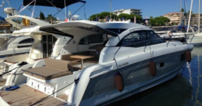 Yacht-Charter in Golfe-Juan - Jeanneau Leader36 auf SamBoat