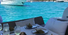 Motorboot mit oder ohne Skipper Jeanneau mieten in Golfe-Juan