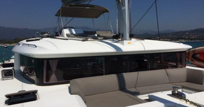 Location bateau Lagoon Lagoon 450 à Porto-Vecchio sur Samboat