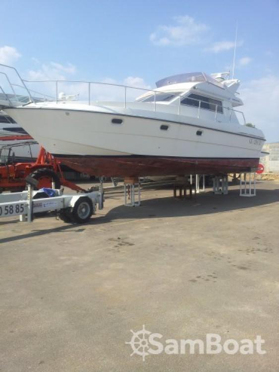 Location bateau Porto-Vecchio pas cher Mochi 40