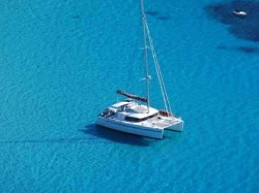 Huur Catamaran met of zonder schipper Lagoon in Porto-Vecchio