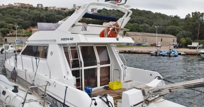 Location Bateau à moteur à Porto-Vecchio - Mochi Craft Mochi 40