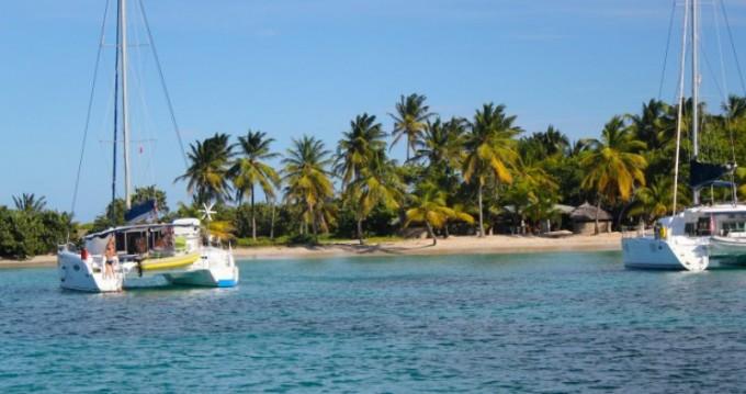 Noleggio barche Saint-François economico Lagoon 410 S2