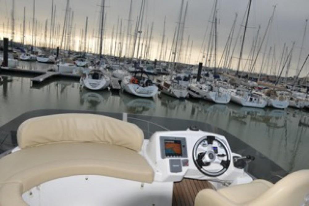 Bootverhuur La Rochelle goedkoop Antares 36