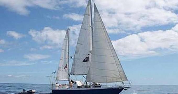 Location Voilier à Pointe-à-Pitre - Chantier-La-Seyne-Sur-Mer barbados