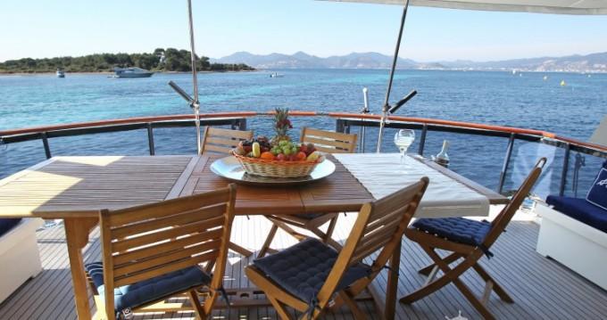 Louer Yacht avec ou sans skipper Hatteras à Antibes