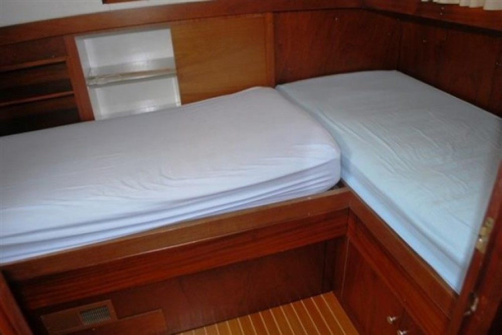 Verhuur Woonboot in Nantes - Kompier Kruiser AK