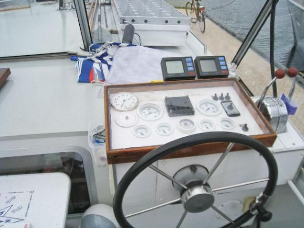 Huur Woonboot met of zonder schipper Kompier in Nantes