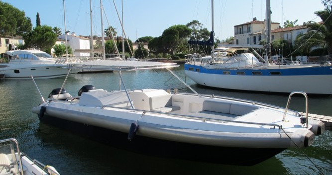 Location bateau Ivela Catamaran à Port Grimaud sur Samboat
