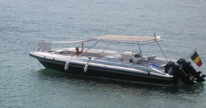 Louer Bateau à moteur avec ou sans skipper Ivela à Port Grimaud