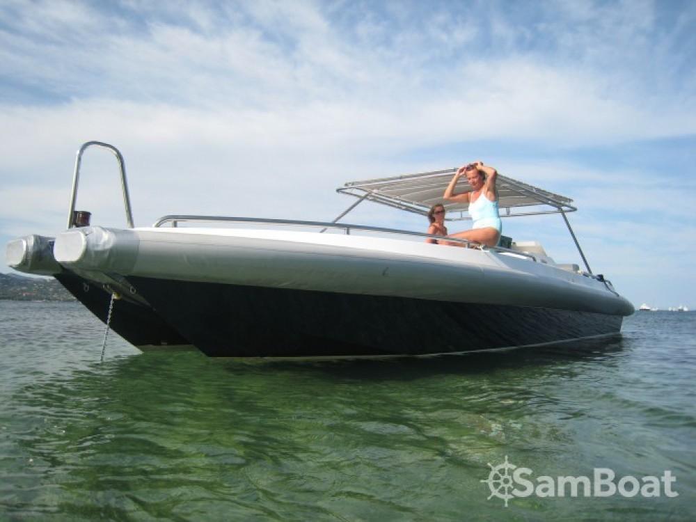 Bootverhuur Port Grimaud goedkoop Catamaran