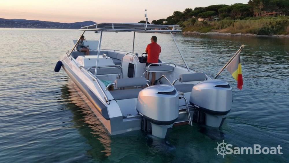 Alquiler de yate Port Grimaud - Ivela Catamaran en SamBoat
