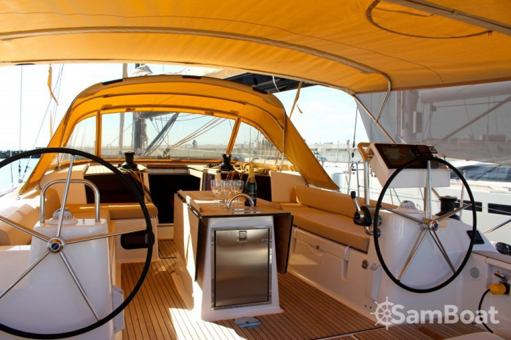 Rental yacht La Rochelle - Dufour Dufour 56 Exclusive on SamBoat