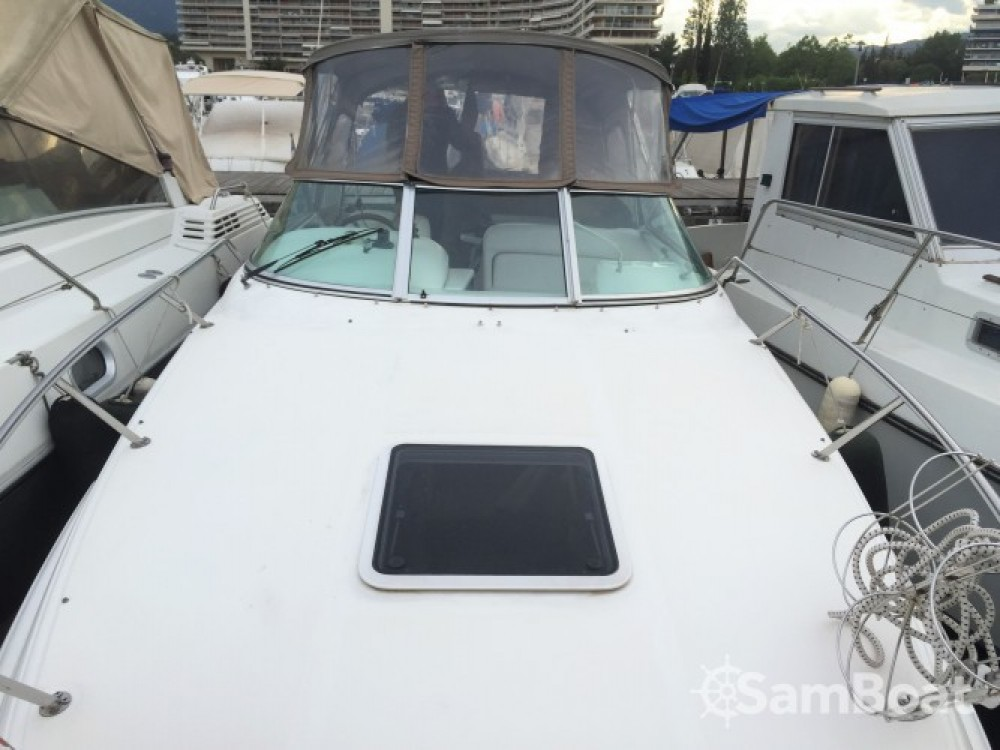 Ein Sea Ray Sea Ray 260 Sundancer mieten in