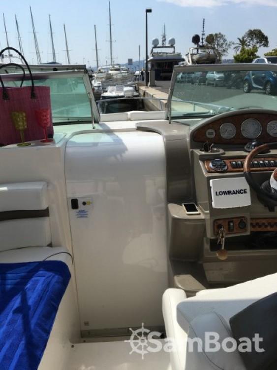 Vermietung Motorboot Rinker mit Führerschein