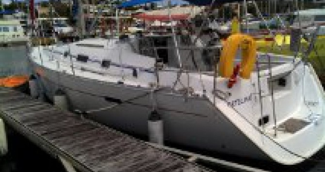 Louez un Bénéteau Oceanis 343 à Pointe-à-Pitre