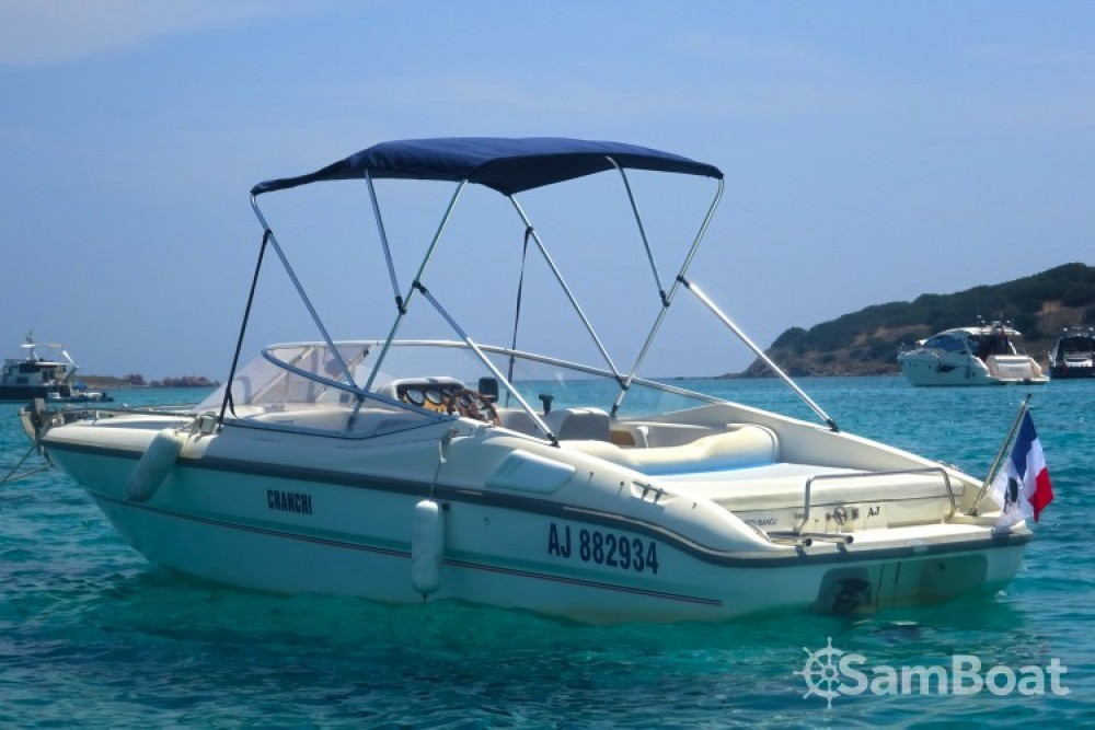 Hire Motor boat with or without skipper Cranchi Porto-Vecchio