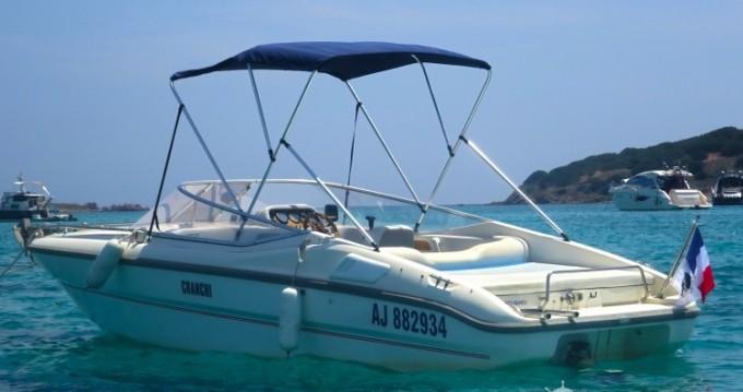 Verhuur Motorboot in Porto-Vecchio - Cranchi Start 21