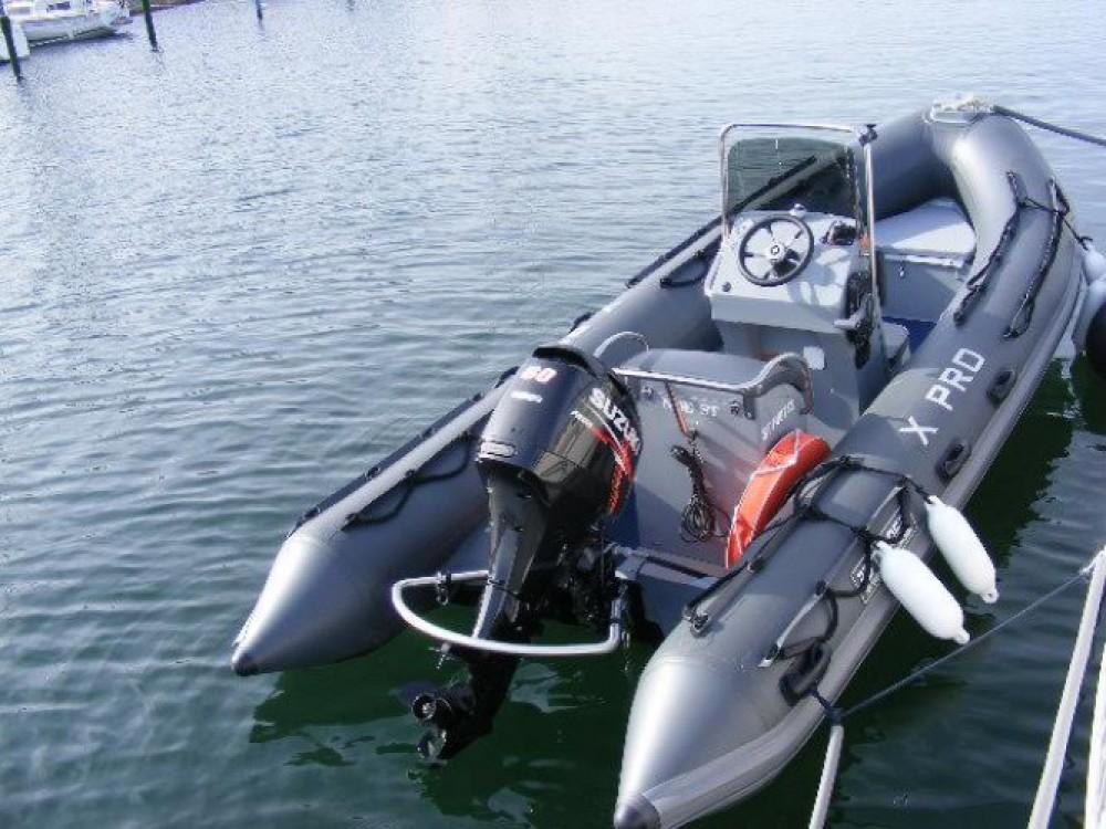 Alquiler de barcos Mèze barato de X Pro 535