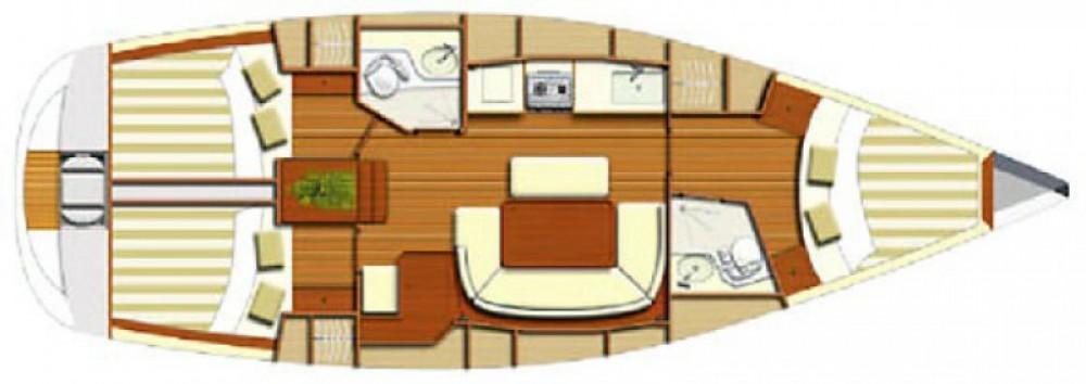 Location yacht à Les Sables-d'Olonne - Dufour Dufour 385 Grand Large sur SamBoat