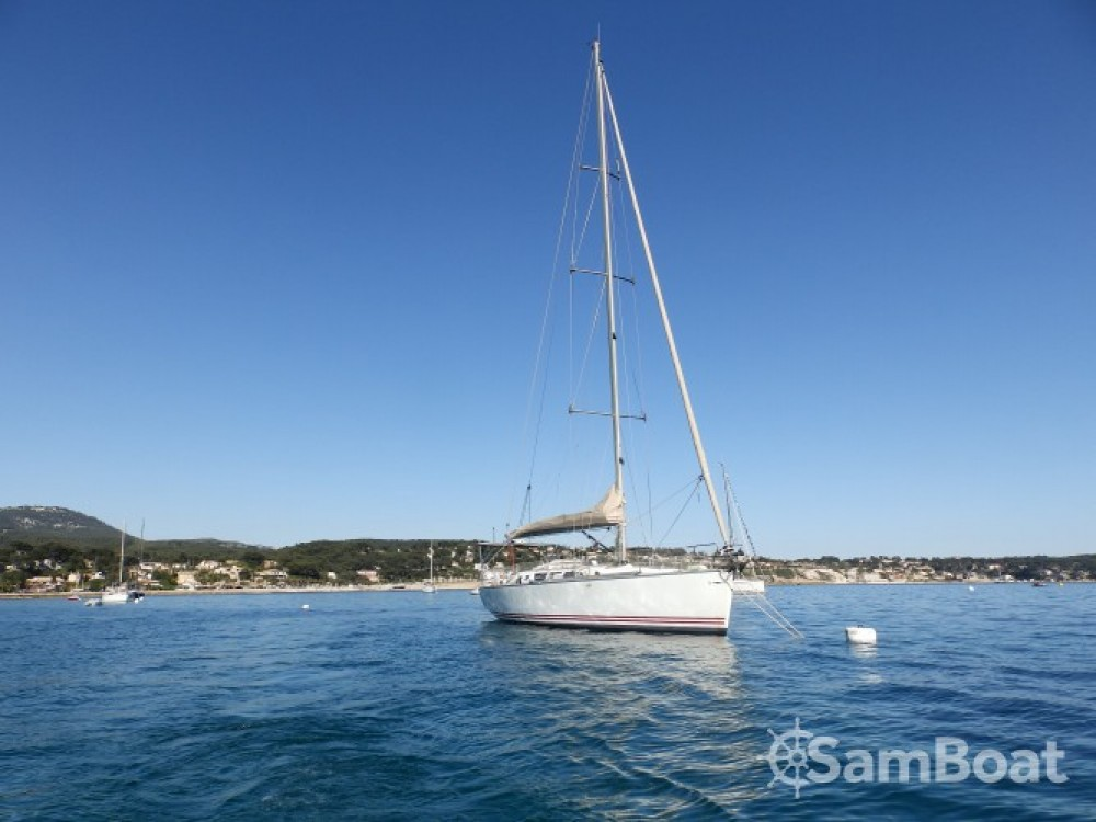 Segelboot mieten in Bandol - Jeanneau Sun Fast 43