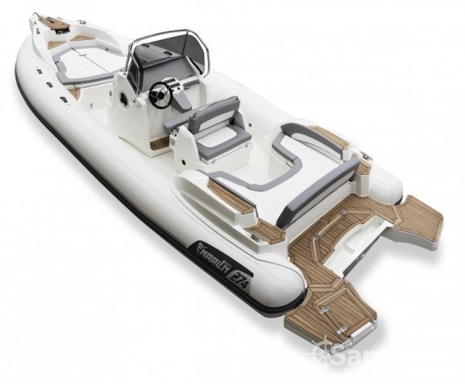 Alquiler Neumática en Porto-Vecchio - Marlin Marlin Boat 274