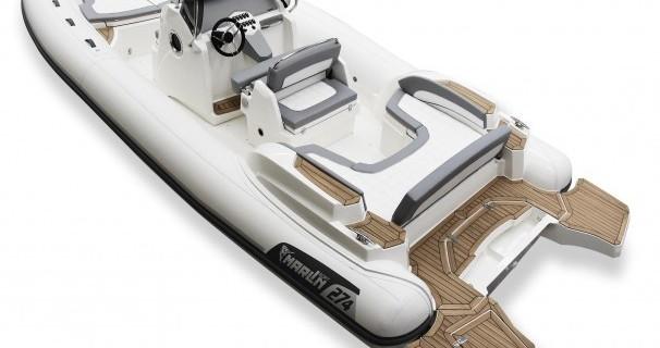 Marlin Boat Marlin Boat 274 entre particuliers et professionnel à Porto-Vecchio