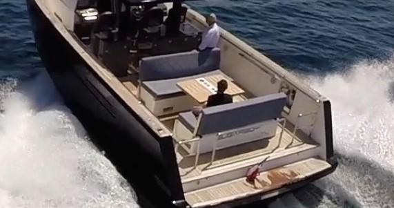 Louer Bateau à moteur avec ou sans skipper Fjord à Cogolin