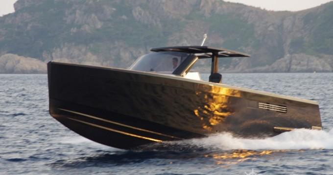 Location yacht à Cogolin - Fjord Fjord 40 Open sur SamBoat