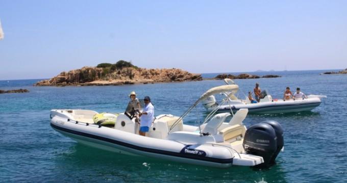 Location Semi-rigide à Porto-Vecchio - Marlin Boat Marlin Boat 298 Fb